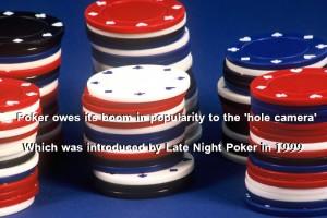 Poker Chips Fact